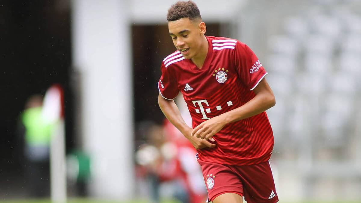 Bayern-Youngster Musiala setzt sich für Kinder in England ein