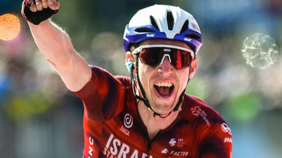 Martin gewinnt die 17. Etappe des Giro