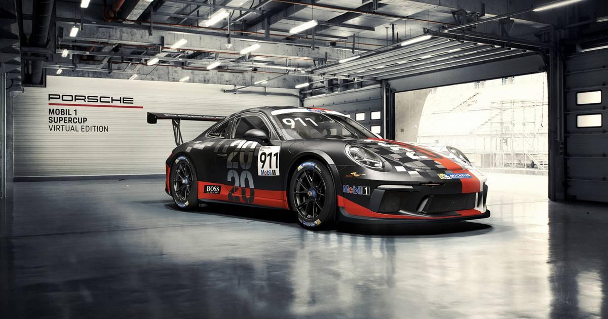 Porsche Mobil 1 Supercup Virtual Edition LIVE auf SPORT1