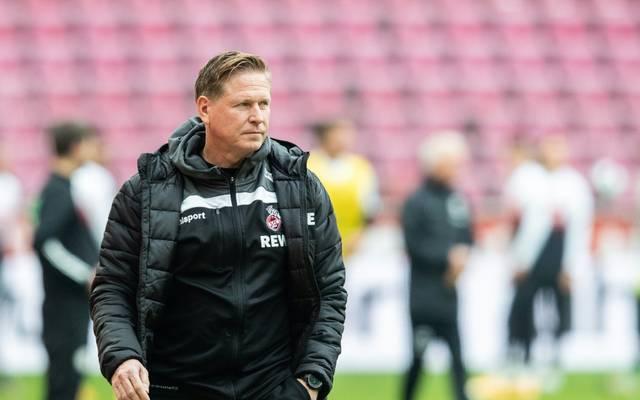Markus Gisdol legt beim 1. FC Köln den Fokus auf die nächsten Gegner