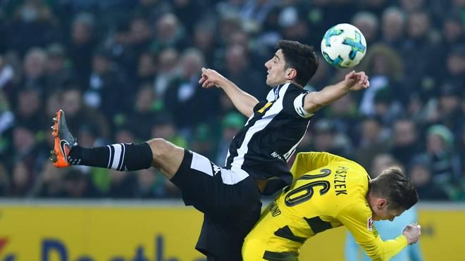 Borussia Dortmund und Borussia Mönchengladbach treffen im Bundesliga-Topspiel aufeinander