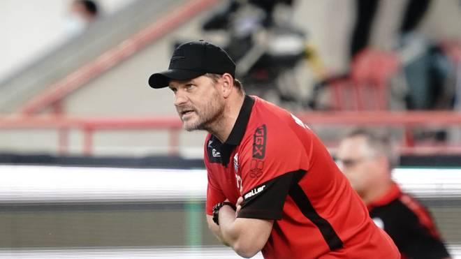 Steffen Baumgart ist seit drei Jahren Trainer des SC Paderborn