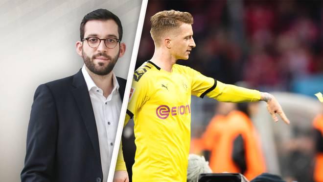 Patrick Berger (l.) berichtet als Chefreporter West für SPORT1 über den BVB