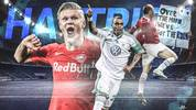 Hattrick-Debütanten in der Champions League: Haaland, Grafite, Rooney