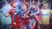 Auf wen treffen Bayern, BVB, Barcelona &. Co.?