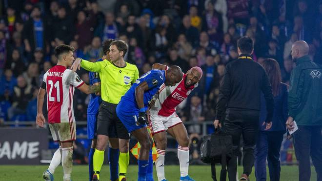 Ryan Babel sorgte bei Ajax' Niederlage in Getafe für Aufsehen