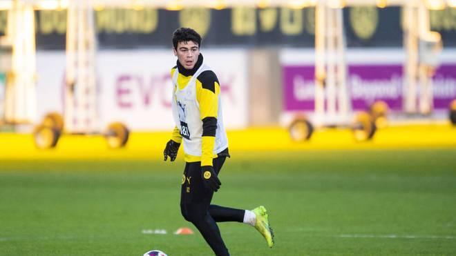Giovanni Reyna meldet sich für das wichtige Spiel gegen Leverkusen fit