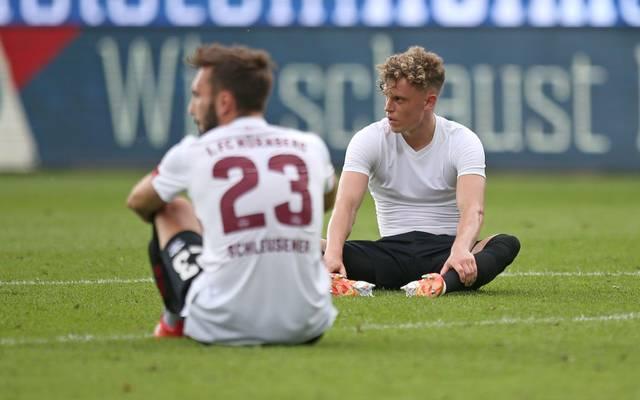 2 Bundesliga Holstein Kiel 1 Fc Nurnberg Greuther Furth Karlsruher Sc