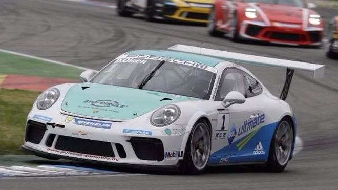 Dennis Olsen gewann in Hockenheim beide Rennen