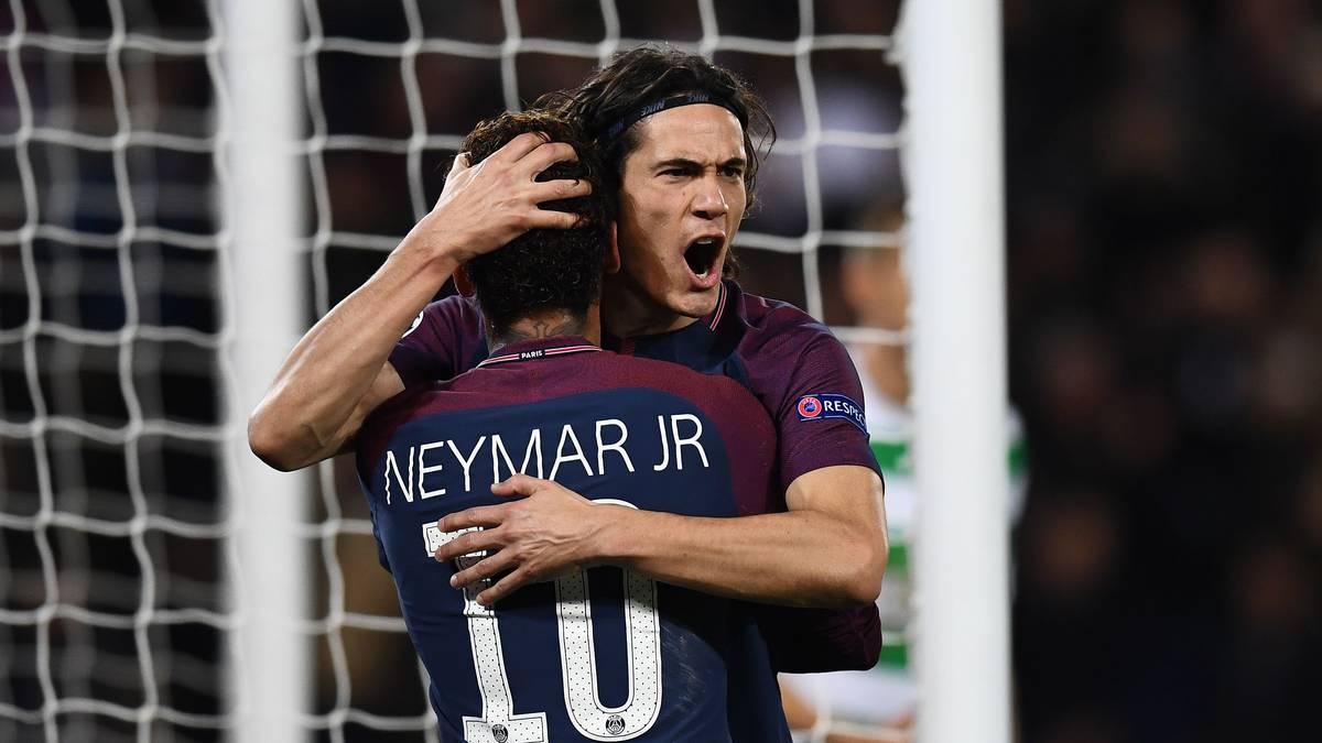 Paris Saint-Germain hat den Tor-Rekord von Borussia Dortmund in der Champions-League-Vorrunde gebrochen