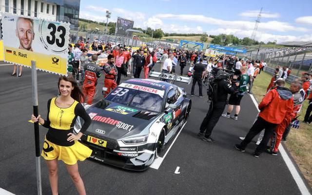 Die DTM auf dem Norisring im Livestream bei 'Motorsport-Total.com' verfolgen
