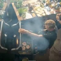Heiße Aktion: DEL sucht den Grill-Champion