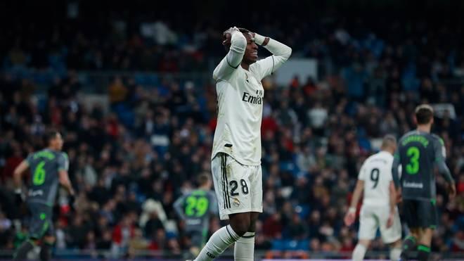 Real Madrid befindet sich schon wieder in der Krise