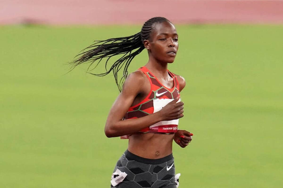 Im Mordfall der kenianischen Langstreckenläuferin Agnes Jebet Tirop wird ihr Ehemann auf der Flucht festgenommen. Er gilt als Hauptvertdächtiger.