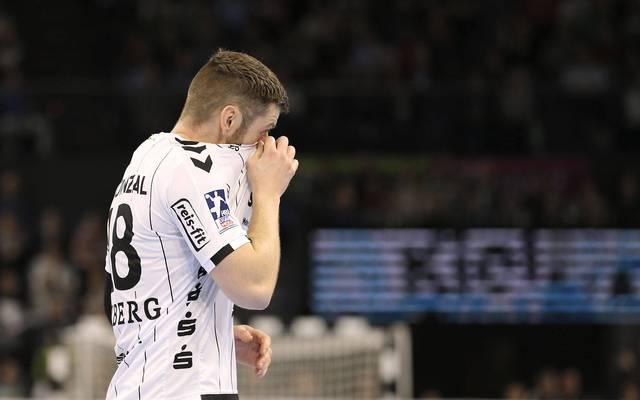 Niclas Ekberg erlitt im Training einen Fingerbruch
