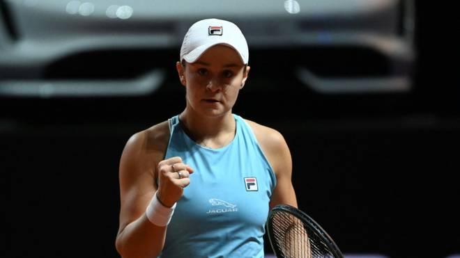 Ashleigh Barty gewinnt das WTA-Turnier in Stuttgart