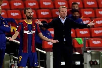 Nach seinem vorübergehenden Abschied vom FC Barcelona fällt der bosnische Mittelfeldstar ein deutliches Urteil über seinen dortigen Trainer.