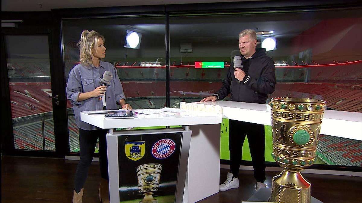 Stefan Effenberg spricht vor dem Pokalspiel der Bayern gegen Düren über die Last-Minute-Transfers des FCB. Bei Douglas Costa hat der SPORT1 Experte Bauchschmerzen und erklärt warum...