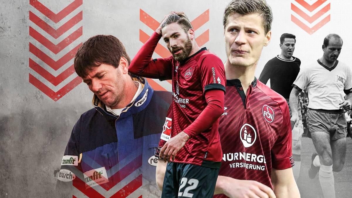 Die schlechtesten Absteiger der Bundesliga-Geschichte