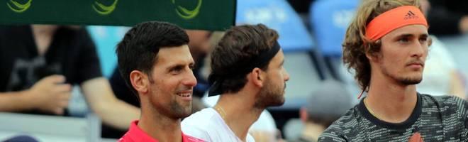 Tennis / ATP Cup