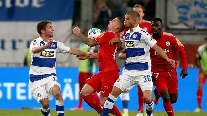 Holstein Kiel setzt sich durch den Sieg beim MSV Duisburg wieder an die Spitze