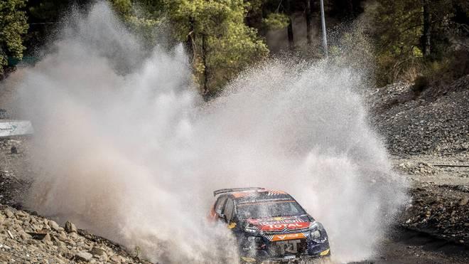 Die diesjährige Rallye-WM wird vom 4. bis 6. Dezember am traditionsreichen Motorsport-Standort Monza in Italien abgeschlossen