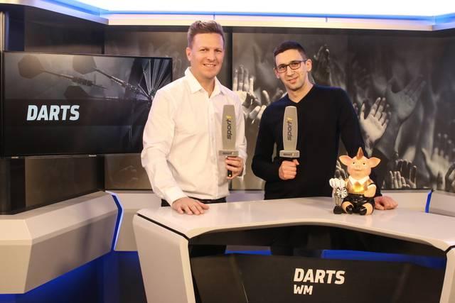 SPORT1 zeigt beim European Darts Championship 20 Livestunden an vier Tagen