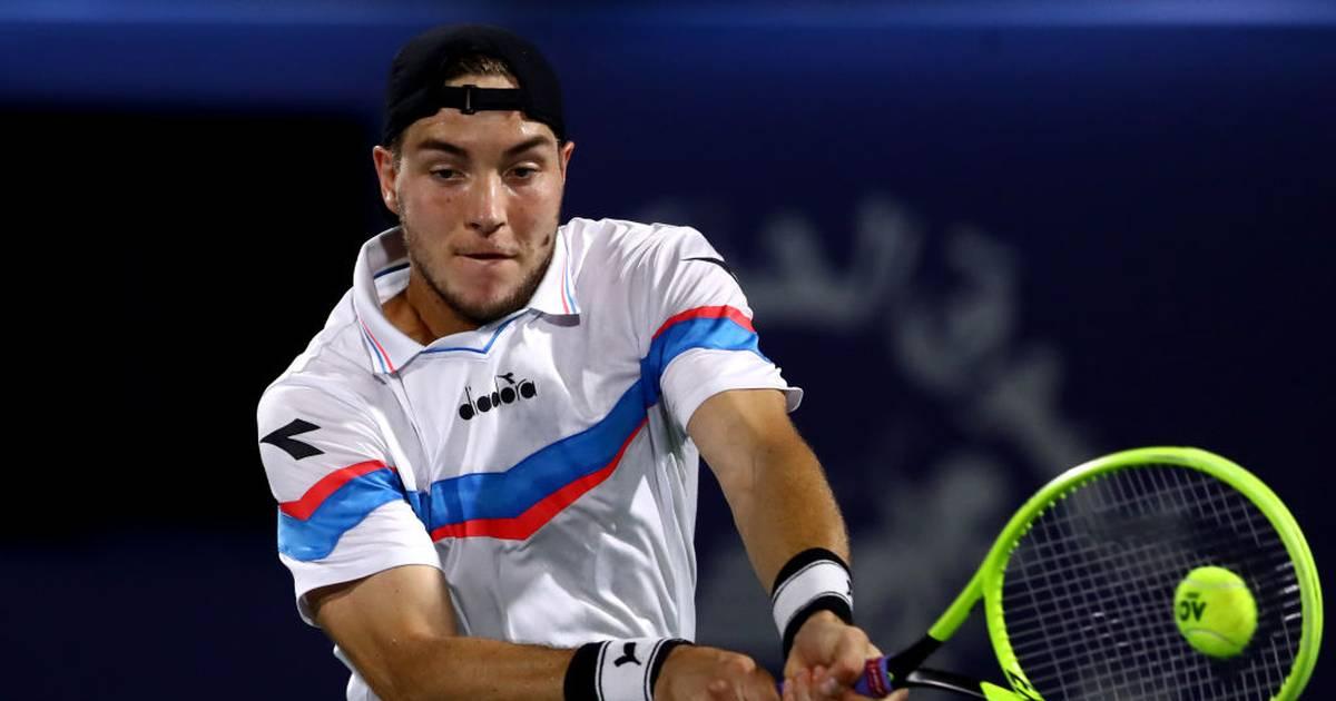 Tennis: Jan-Lennard Struff schlägt Roberto Bautista Agut in Dubai
