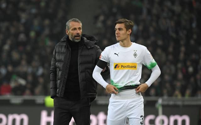 Marco Rose hat schon in Salzburg bewiesen, gut mit jungen Spielern umgehen zu können