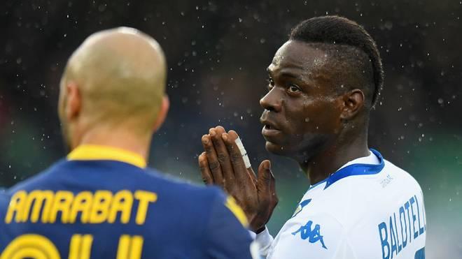 Mario Balotelli wurde in Verona rassistisch beleidigt