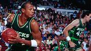 Milwaukee Bucks - Sacramento Kings 140:82 (1985): Kaum zu glauben aber wahr, die Milwaukee Bucks waren mal eine ernstzunehmende Franchise. Terry Cummings ist mit 21 Punkten der Topscorer für Milwaukee, acht Spieler punkten zweistellig. Mit 58 Zählern Differenz wird Sacramento abgeschossen - und das mit nur zwei erfolgreichen Distanzwürfen