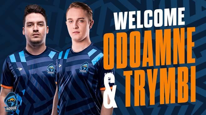 Odoamne zieht es von Schalke zu Rogue