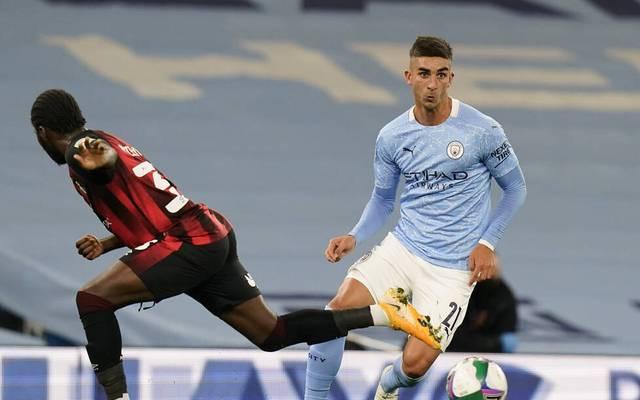 Ferran Torres kostete Manchester City 23 Millionen Euro Ablöse