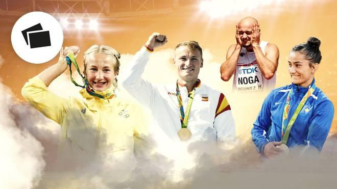 Bei den European Games treten mehrere olympische Medaillengewinner an