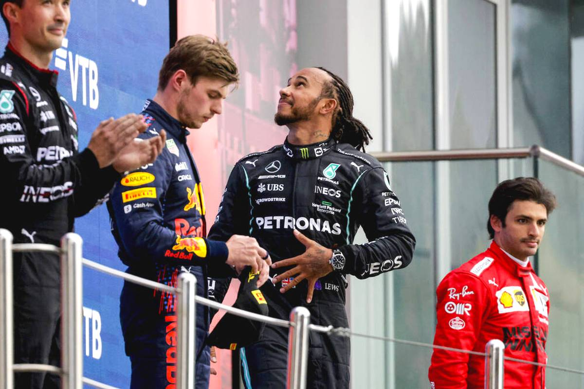 Die Formel-1-WM geht in die entscheidende Phase. Max Verstappen führt mit sechs Punkten Vorsprung auf Lewis Hamilton. Viel hängt jetzt auch von den Strecken ab. SPORT1 zeigt, wem diese liegen.