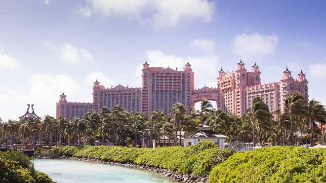 Das PCA findet im Atlantis Paradise Island Resort statt