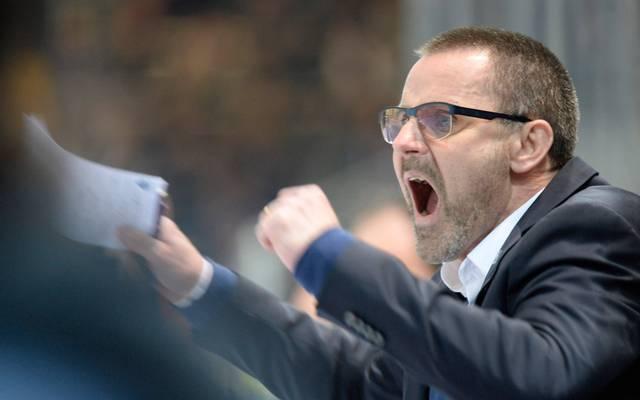 Tommy Samuelsson ist nicht mehr Trainer beim ERC Ingolstadt