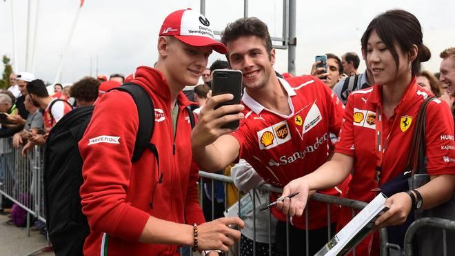 Mick Schumacher soll bereits Anfang April erstmals für Ferrari testen