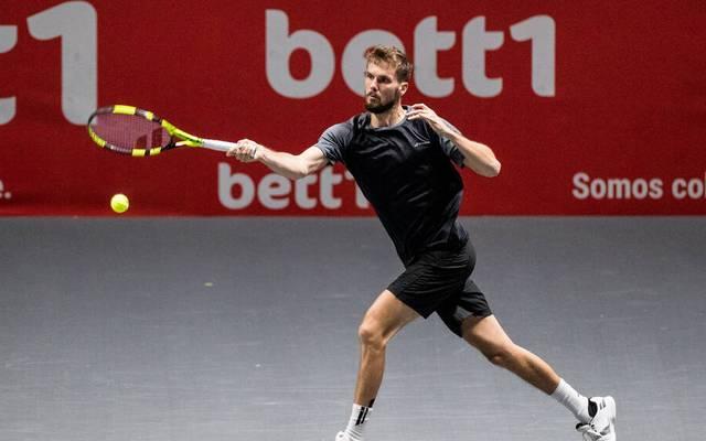Oscar Otte überzeugt auch beim zweiten ATP-Turnier in Köln