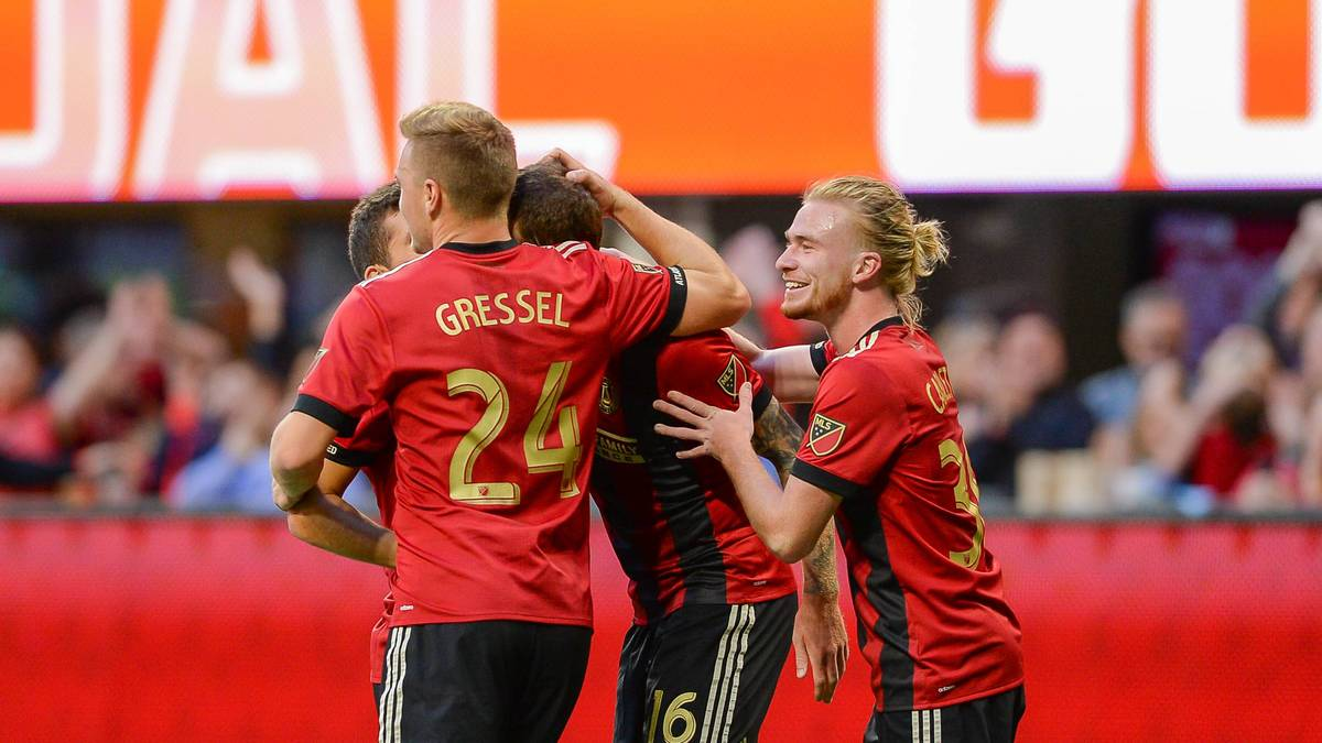 Julian Gressel zieht mit Atlanta ins MLS-Halbfnale ein