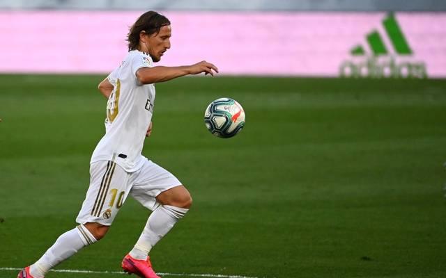 "Luka Modric steht bei Real Madrid laut ""Marca"" zum Verkauf"