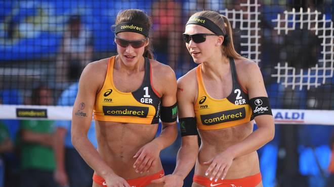 Das deutsche Duo Ittlinger/Laboureur muss um das Olympia-Ticket bangen