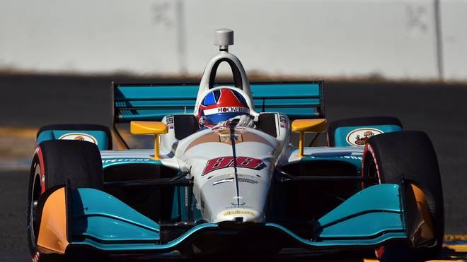 Colton Herta ist der jüngste Rennsieger in der IndyCar-Serie
