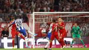 Der FC Bayern hat zum Auftakt der Bundesliga-Saison einen Sieg verpasst