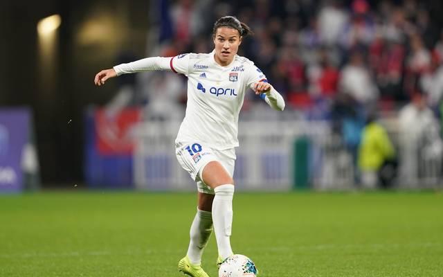 Dzsenifer Marozsan hat ihren Vertrag in Lyon verlängert
