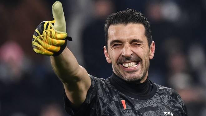 Gianluigi Buffon spielt seit Sommer 2019 wieder für Juventus Turin
