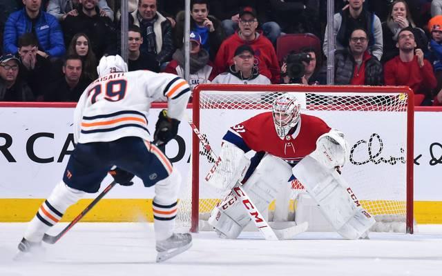 NHL: Leon Draisaitl trifft bei Pleite für Edmonton Oilers