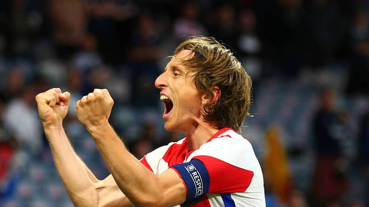 """Modric zaubert wieder: """"Niemand weiß, wie Luka es schafft"""""""