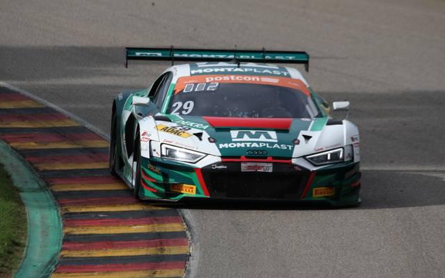Audi stellt mit insgesamt 14 R8 LMS GT3 das mit Abstand größte Kontingent