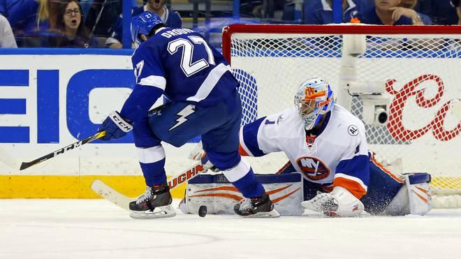 Thomas Greiss gewann mit den New York Islanders das erste Spiel im Playoff-Halbfinale